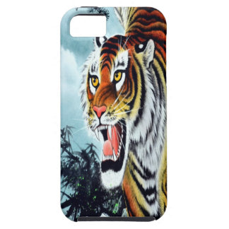 Majestic Tiger iPhone 5 Covers