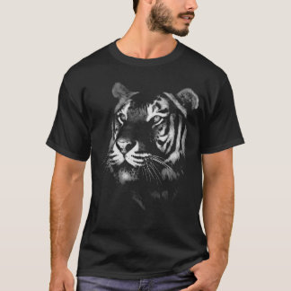 Majestic Tiger (White) T-Shirt