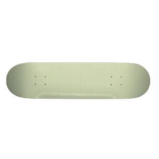 Majestic  tiny white flowers with heart shape peta skateboard decks