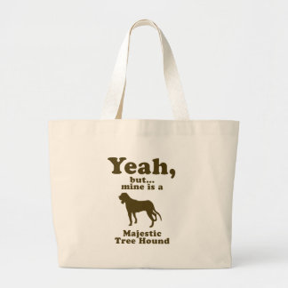 Majestic Tree Hound Canvas Bags