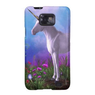 Majestic Unicorn Galaxy SII Cover