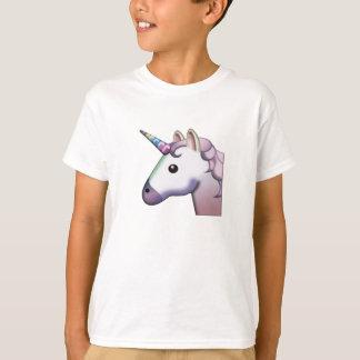 Majestic Unicorn Emoji T-Shirt