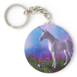 Majestic Unicorn Keychain