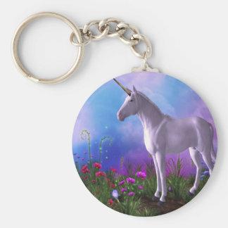 Majestic Unicorn Key Chain