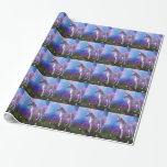 Majestic Unicorn Wrapping Paper
