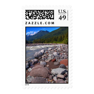 Majestic View Postage Stamps