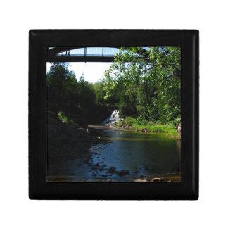 Majestic Waterfall at Gooseberry Falls - Nature Gift Box