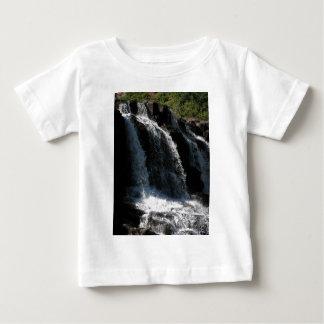 Majestic Waterfall - Gooseberry Falls Baby T-Shirt