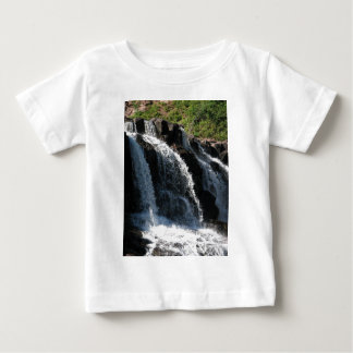 Majestic Waterfall - Gooseberry Falls by the Trees Baby T-Shirt