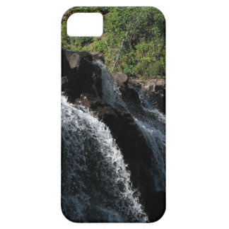 Majestic Waterfall - Gooseberry Falls by the Trees iPhone 5 Case