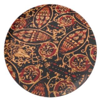 'Majesty' Plate