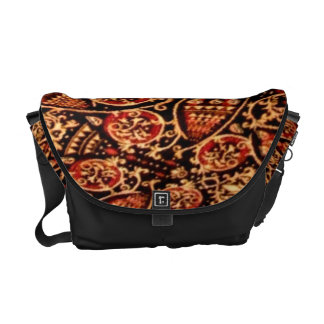 'Majesty' Rickshaw Messenger Bag