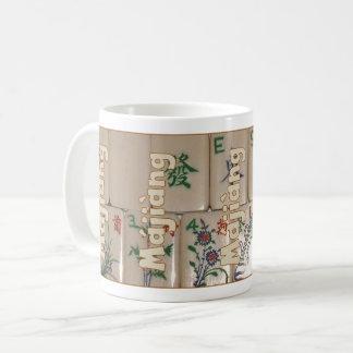 Májiàng on tiles (set no. 1) coffee mug