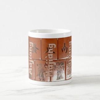 Májiàng on tiles (set no. 2) coffee mug