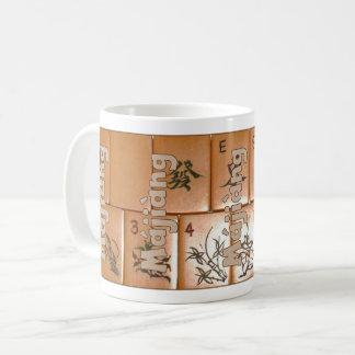 Májiàng on tiles (set no. 4) coffee mug
