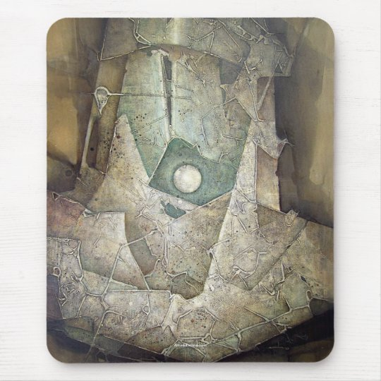 Majic Planet Mouse Pad