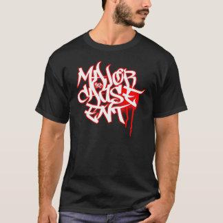 Major Cause Graffiti Logo T-Shirt
