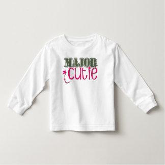 Major Cutie Toddler T-shirt