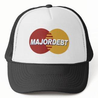 Major Debt Hat hat