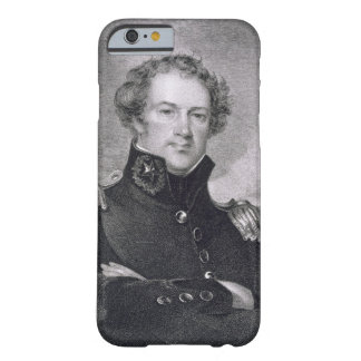 Major General Alexander Macomb (1782-1842), engrav Barely There iPhone 6 Case