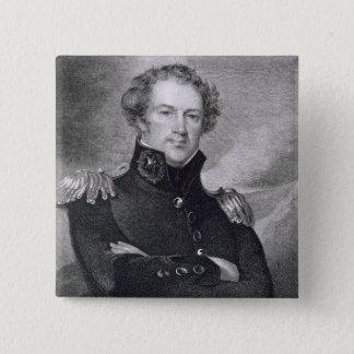 Major General Alexander Macomb (1782-1842), engrav Button