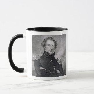 Major General Alexander Macomb (1782-1842), engrav Mug