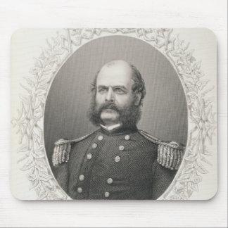Major General Ambrose Everett Burnside Mouse Pad