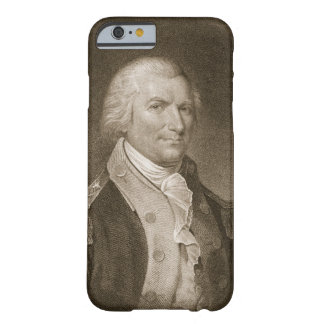 Major General Arthur St. Clair, engraved by Edward Barely There iPhone 6 Case