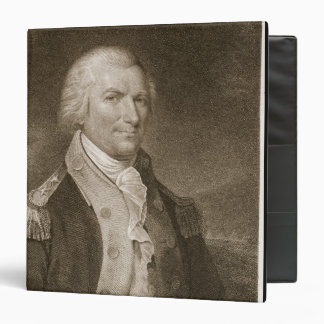 Major General Arthur St. Clair, engraved by Edward Binder