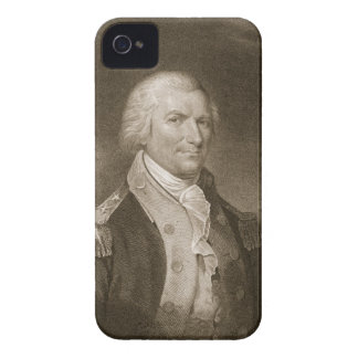 Major General Arthur St. Clair, engraved by Edward iPhone 4 Cover
