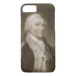 Major General Arthur St. Clair, engraved by Edward iPhone 8/7 Case