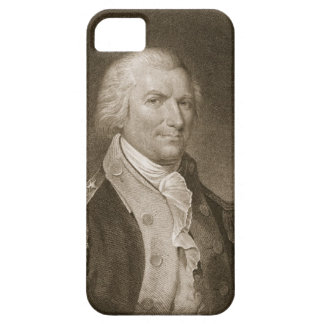 Major General Arthur St. Clair, engraved by Edward iPhone SE/5/5s Case