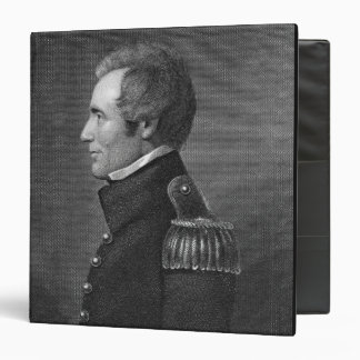 Major General Edmund Pendleton Gaines (1777-1849) Binder