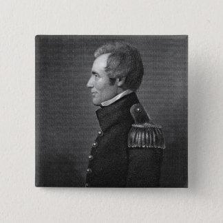 Major General Edmund Pendleton Gaines (1777-1849) Button