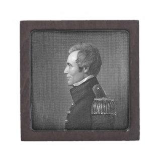 Major General Edmund Pendleton Gaines (1777-1849) Gift Box