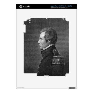Major General Edmund Pendleton Gaines (1777-1849) iPad 3 Decal