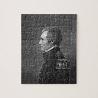 Major General Edmund Pendleton Gaines (1777-1849) Jigsaw Puzzle