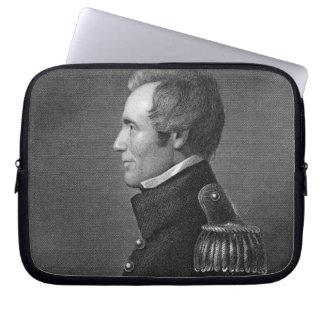 Major General Edmund Pendleton Gaines (1777-1849) Laptop Sleeve
