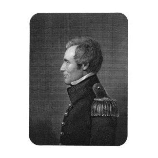 Major General Edmund Pendleton Gaines (1777-1849) Magnet