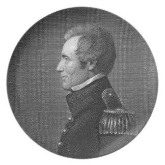 Major General Edmund Pendleton Gaines (1777-1849) Melamine Plate