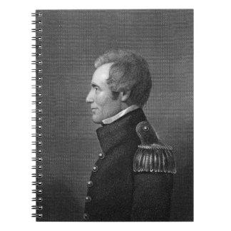 Major General Edmund Pendleton Gaines (1777-1849) Notebook