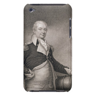 Major General Henry Knox (1750-1806) engraved by J Barely There iPod Case