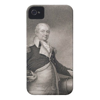 Major General Henry Knox (1750-1806) engraved by J iPhone 4 Case-Mate Case