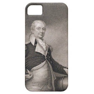Major General Henry Knox (1750-1806) engraved by J iPhone SE/5/5s Case
