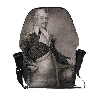 Major General Henry Knox (1750-1806) engraved by J Messenger Bag