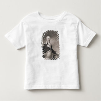 Major General Henry Knox (1750-1806) engraved by J Toddler T-shirt