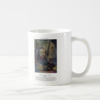 Major General James A. Garfield Citizen Soldier Classic White Coffee Mug