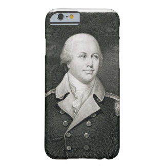 Major General Nathaniel Greene (1742-86), engraved Barely There iPhone 6 Case
