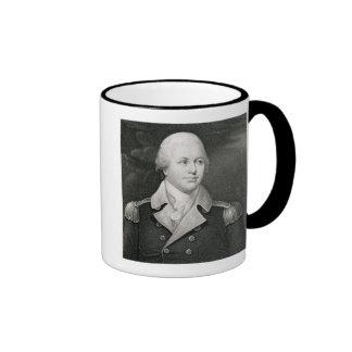 Major General Nathaniel Greene (1742-86), engraved Mug