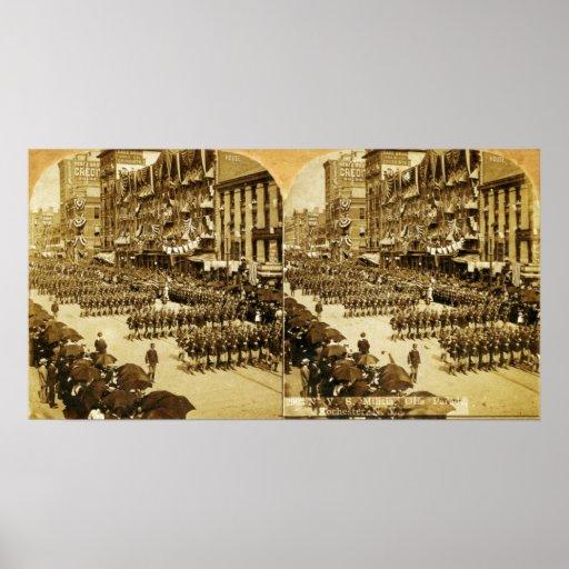 Major General Otis Parade Poster